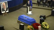 Światowi politycy żegnają Helmuta Kohla