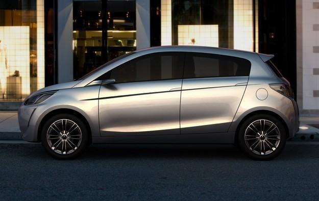 Światowy concept global small to ważny pojazd dla Mitsubishi /