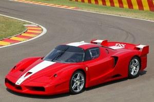 Światowy debiut Ferrari FXX