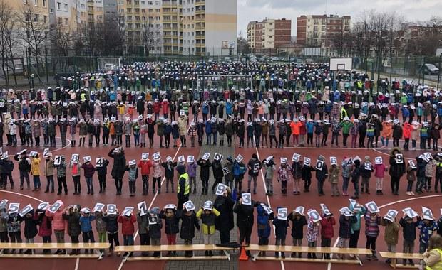 Światowy Dzień Liczby Pi. W Katowicach bito rekord Guinessa