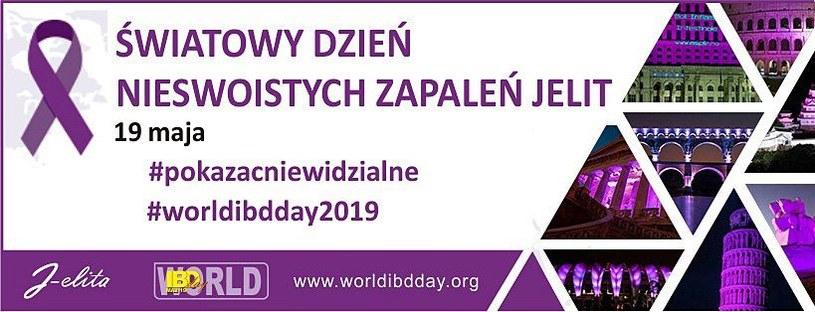 Światowy Dzień Nieswoistych Zapaleń Jelit (World IBD Day) przypada 19 maja /materiały prasowe