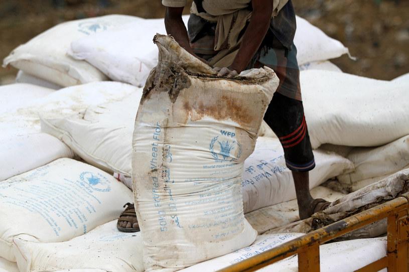 Światowy Program Żywnościowy laureatem Pokojowej Nagrody Nobla / MOHAMED AL-SAYAGHI /Agencja FORUM