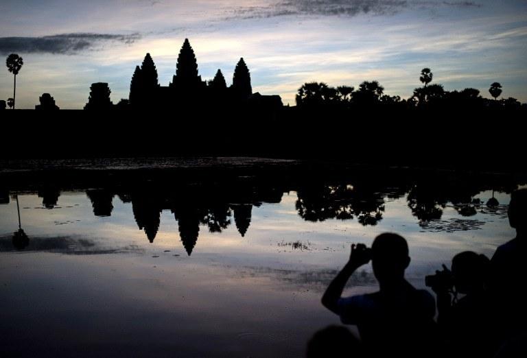 Świątynia Angkor, zdj. ilustracyjne /AFP
