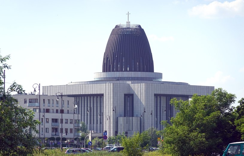 Świątynia Opatrzności Bożej /Wojciech Laski /East News