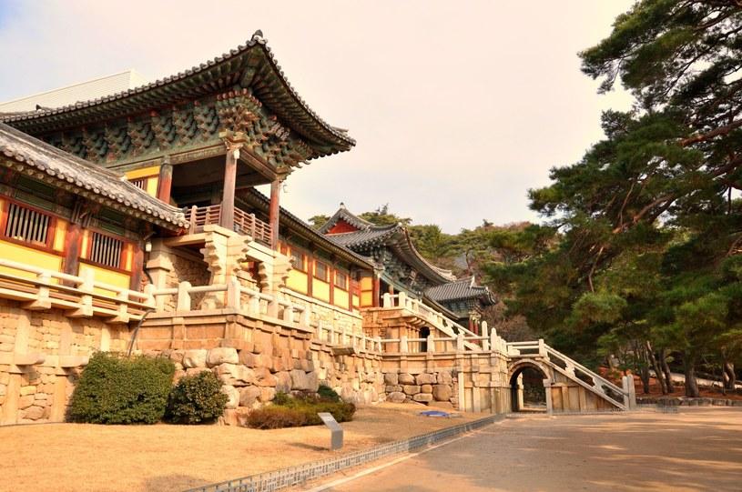 Świątynia Pulguksa to niesamowite miejsce /©123RF/PICSEL