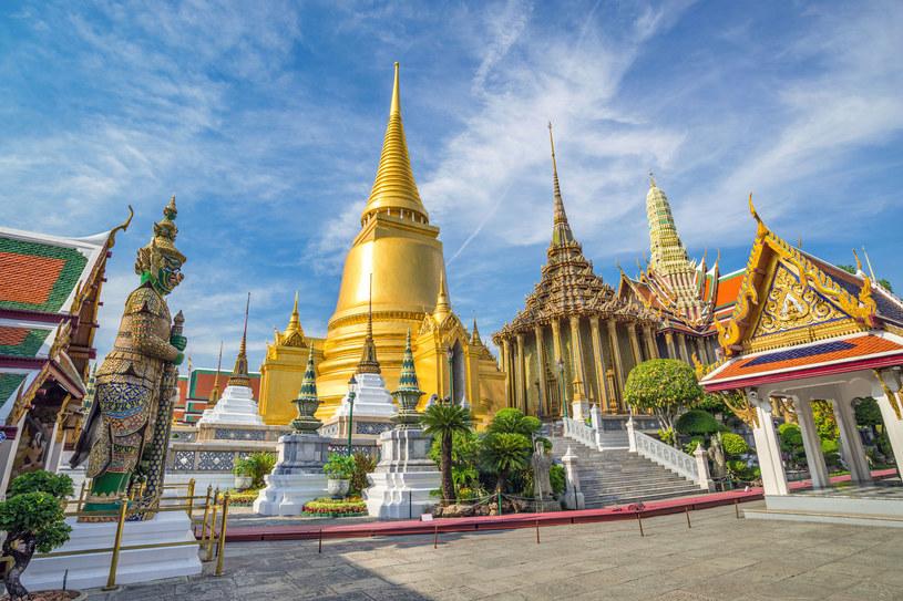 Świątynia Wat Phra Kaew /123RF/PICSEL