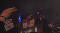 Świderski i PAOK fetują mistrzostwo Grecji. Wideo