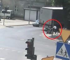 Świdwin: Tir potrącił wózek z dziećmi. Policja szuka kierowcy
