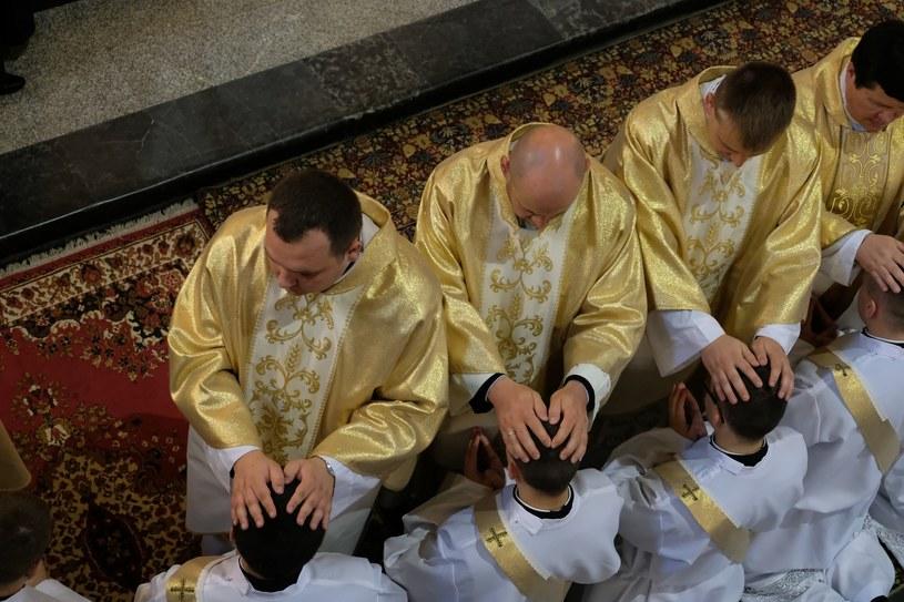 Święcenia kapłańskie /LUKASZ SOLSKI /East News