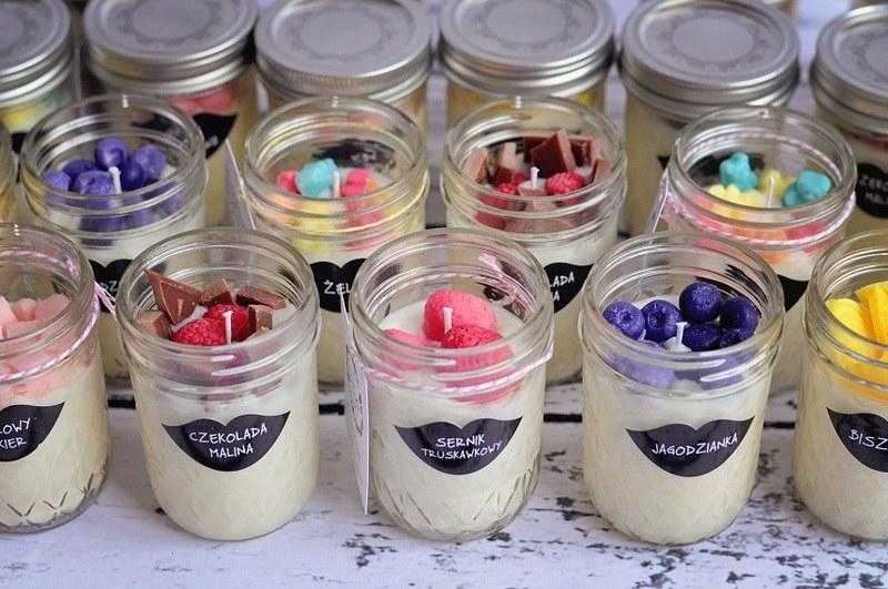 świeczki zapachowe /materiały prasowe