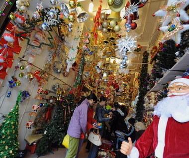 Święta Bożego Narodzenia podobne do Wielkanocy