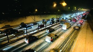 Święta na drogach: 153 wypadki, 17 osób zginęło