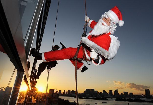Święta, święta... /AFP