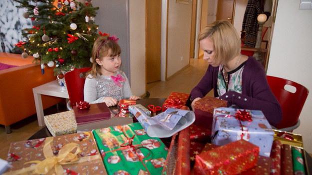 Święta u Lubiczów jak zwykle będą magiczne. /Agencja W. Impact