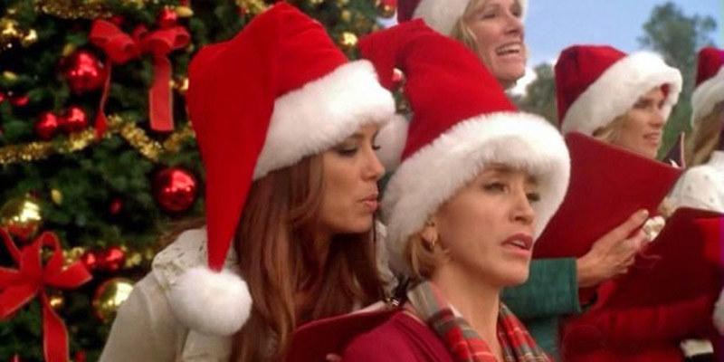 """Święta w """"Gotowych na wszystko"""" /ABC /materiały prasowe"""