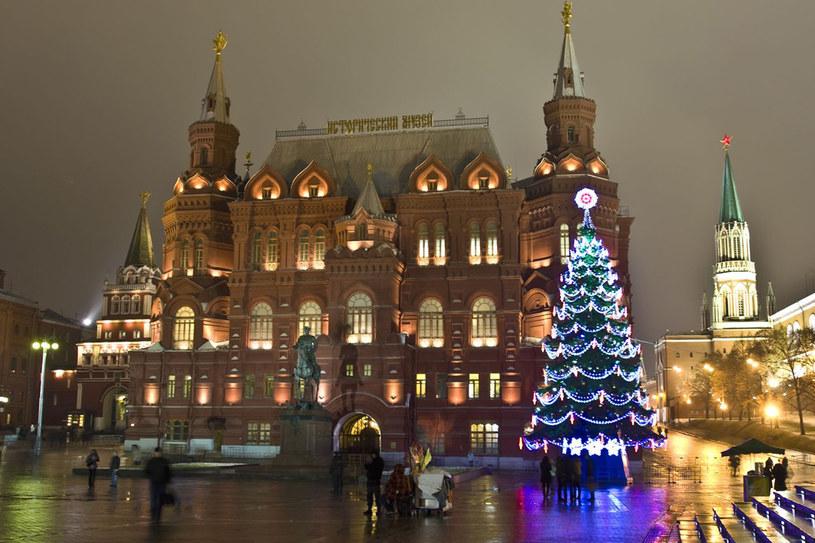 Święta w Rosji /123RF/PICSEL