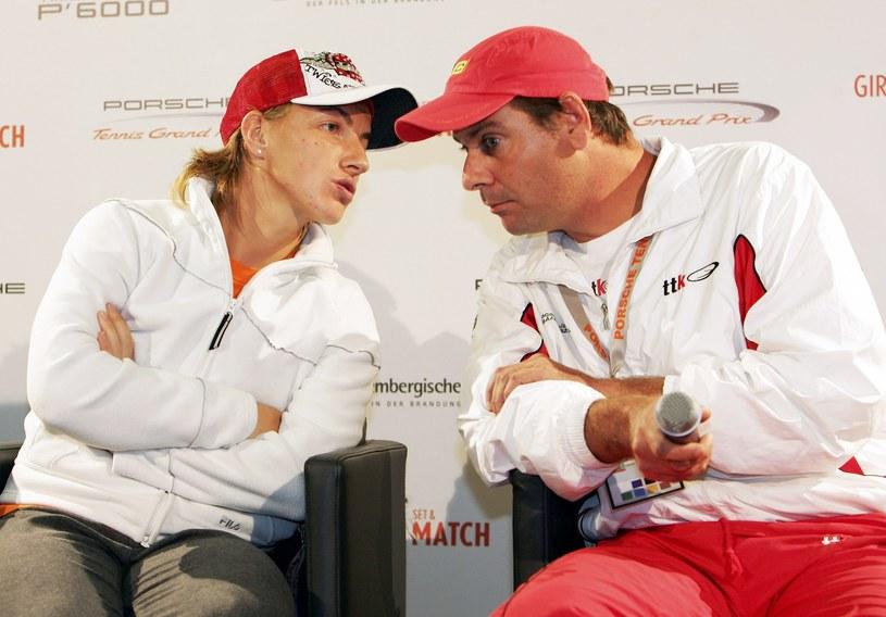 Swietłana Kuzniecowa i Stefan Ortega /Sandra Behne /Getty Images