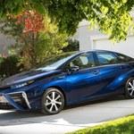 Świetna sprzedaż Toyoty Mirai