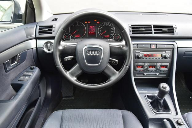Test Używanego Audi A4 Avant 20 Tdi 140 2005 Z Przebiegiem 300