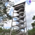 Świętno: Sprośny incydent na wieży widokowej