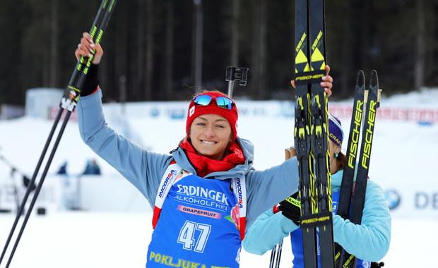 Świetny początek sezonu Moniki Hojnisz! Polka na podium Pucharu Świata!