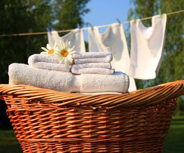 Świetny sposób, aby nasze pranie było zawsze czyste