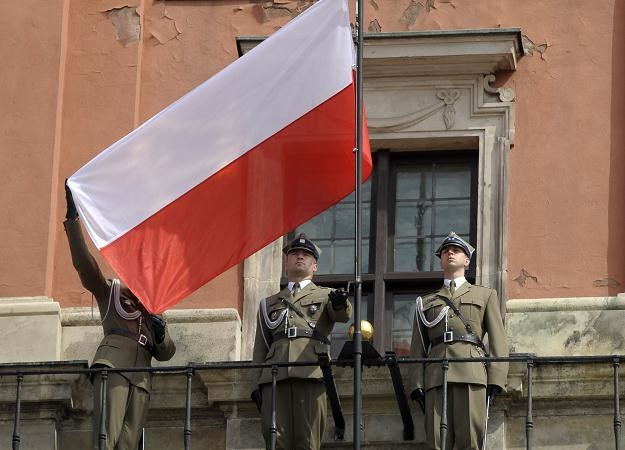 Święto Flagi Państwowej, fot. Adam Chelstowski /Agencja FORUM