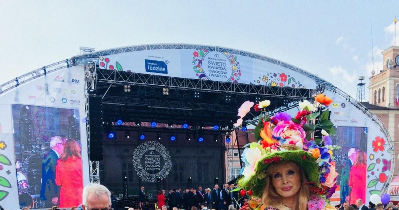 Święto Kwiatów, Owoców i Warzyw w Skierniewicach