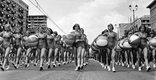 Warszawa 22.07.1966 r. Pochód 22 lipca