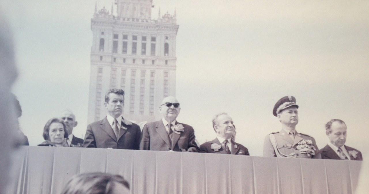 Święto Pracy w PRL
