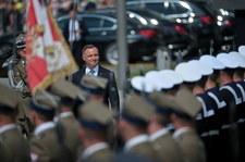 Święto Wojska Polskiego. Prezydent Andrzej Duda: Polska umów dotrzymywała, dotrzymuje i będzie dotrzymywała