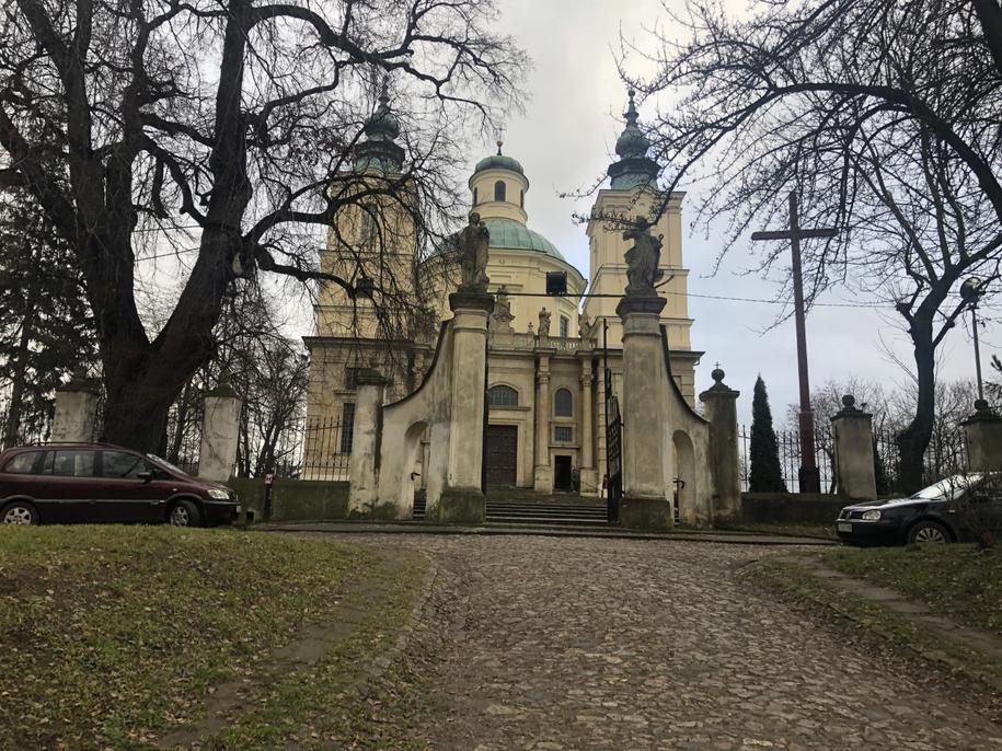 Świętokrzyski Klimontów odwiedzamy w świątecznych Faktach RMF FM. /Michał Dobrołowicz /RMF FM