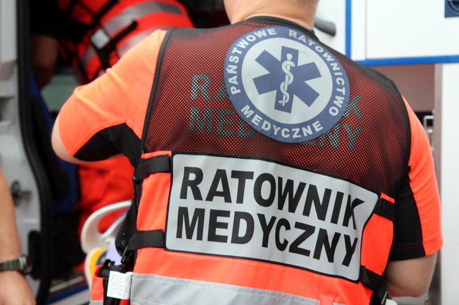 Świętokrzyskie: 26 pracowników pogotowia zakażonych koronawirusem. Zdjęcie ilustracyjne /Piotr Bułakowski /RMF FM