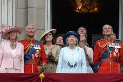 Świętowali 88 urodziny Elżbiety II!