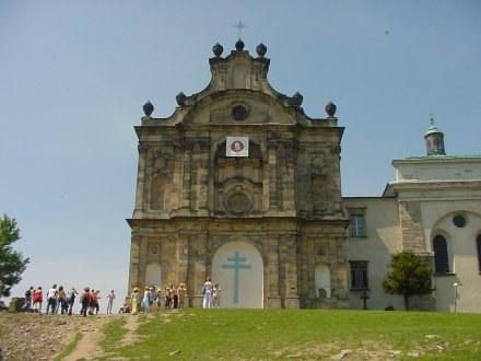 Święty Krzyż  - jedno z najczęściej odwiedzanych miejsc w regionie /RMF