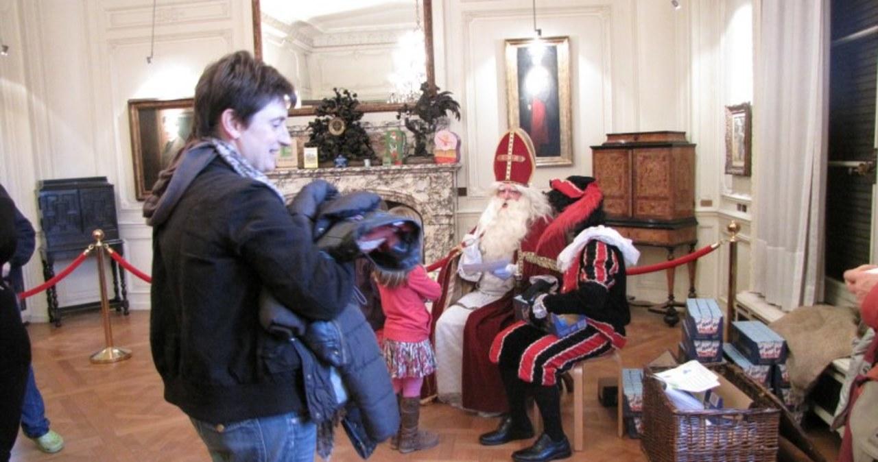 Święty Mikołaj zawitał już do Belgii i Holandii