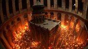 Święty Ogień w Jerozolimie: Prawdziwy cud czy wielkanocny kant?