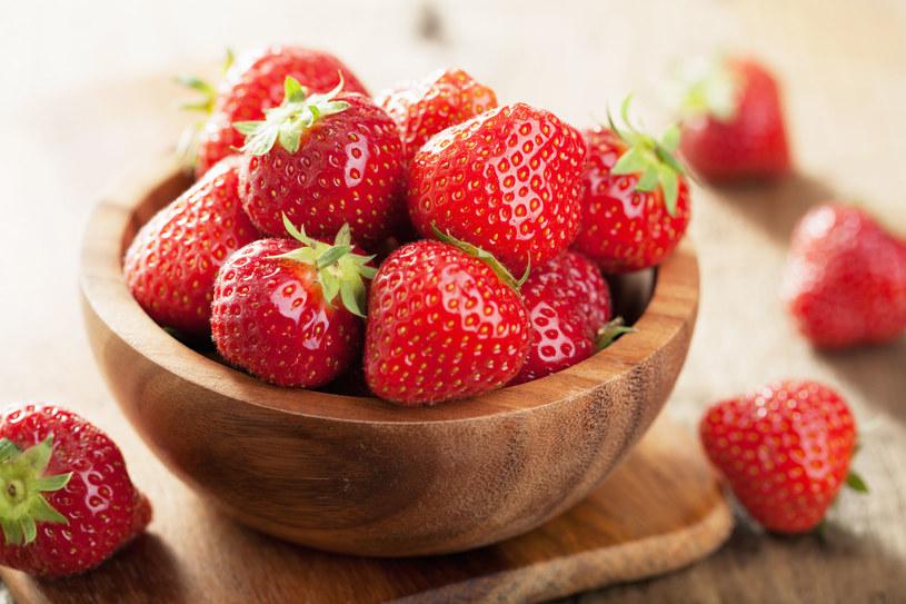 Świeże, aromatyczne truskawki? Pod warunkiem, że masz zdrowe jelita /123RF/PICSEL