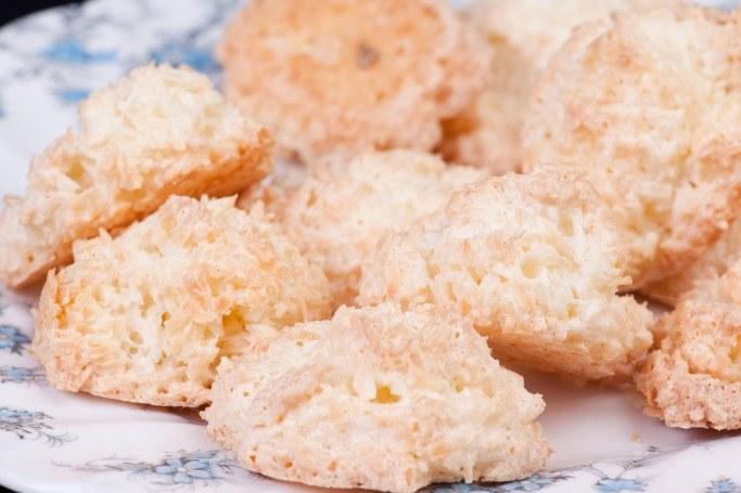 Świeże kokosanki - takie smakują najlepiej! /123RF/PICSEL