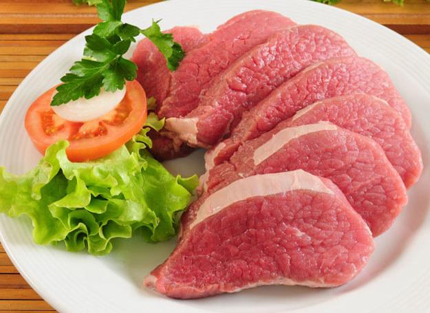 Świeże mięso jest jędrne i ma jednolity kolor /123RF/PICSEL