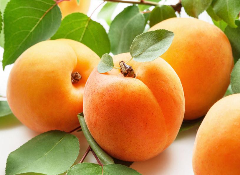 Świeże morele - latem jedz ich jak najwięcej /123RF/PICSEL