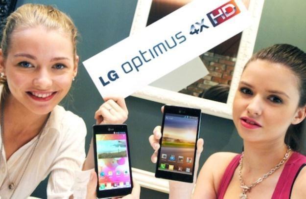 Swift 4X HD jest obecnie najpotężniejszym smartfonem LG /materiały prasowe