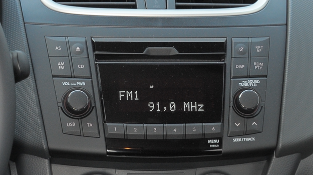 swift radio /Motor