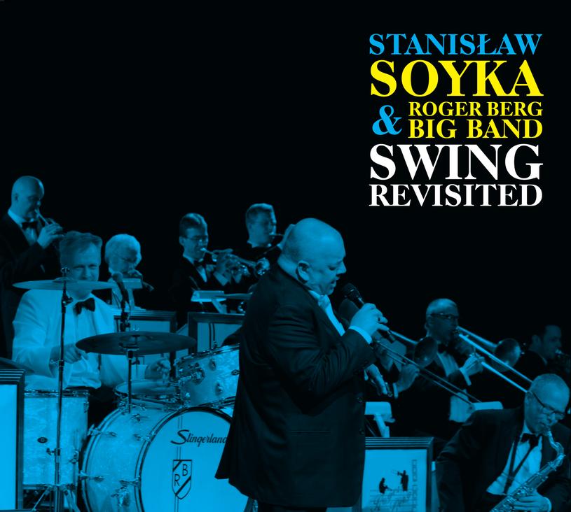 """""""Swing Revisited"""" to album Stanisława Soyki /materiały prasowe"""