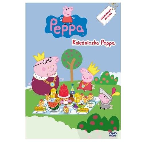 Świnka Peppa: Księżniczka Peppa /materiały prasowe