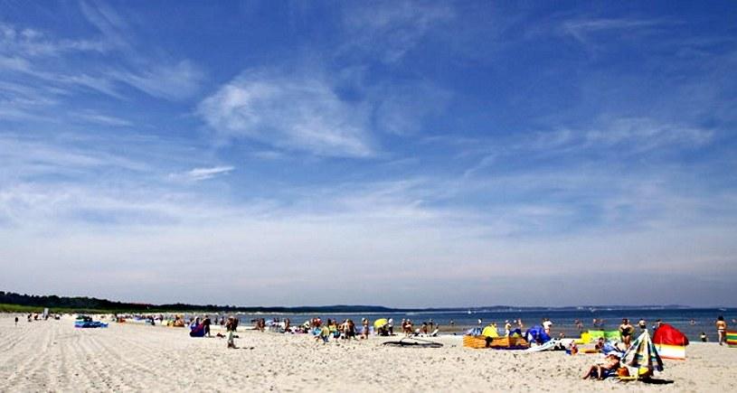 Świnoujście posiada najszerszą naturalną plażę w Polsce /travelist.p /materiały promocyjne