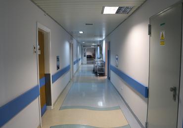 Świńska grypa we Wrocławiu. Zamknięto jeden z oddziałów szpitalnych