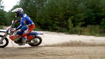 Swój pierwszy motocykl dostał gdy miał 6 lat!