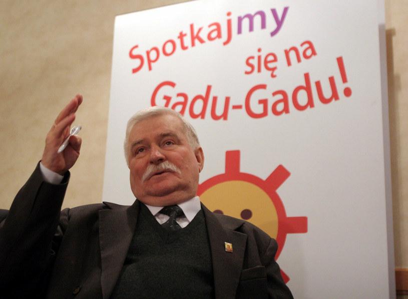 Swój specjalny numer Gadu-Gadu miał były prezydent Lech Wałęsa - 1980. Otrzymał go jeszcze w 2006 roku.  EN KAROL PIECHOCKI/REPORTER /East News