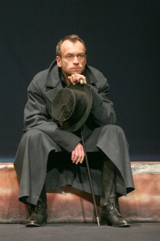 Swoją trwającą już ponad 30 lat przygodę z aktorstwem Mariusz Bonaszewski rozpoczynał w Teatrze Dramatycznym w Słupsku /Agencja W. Impact
